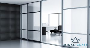 frosted glass panel midas glass contractor singapore