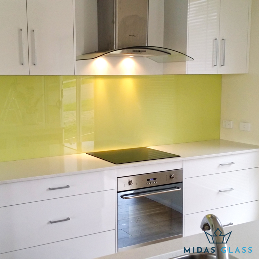 glass backsplash midas glass contractor singapore
