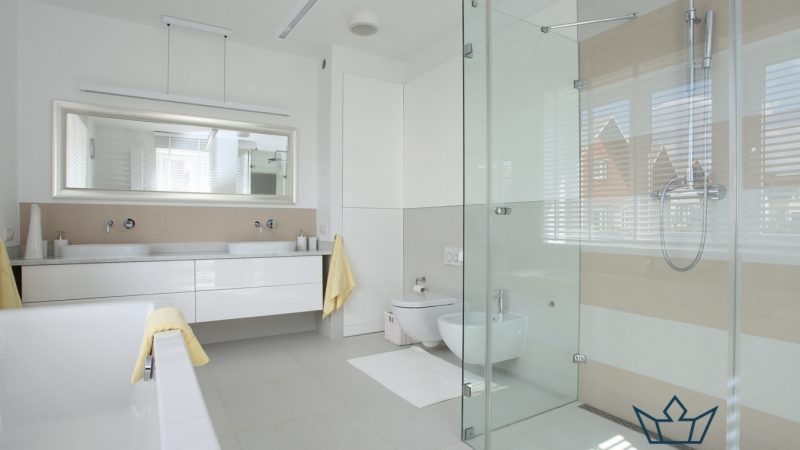 shower panels midas glass contractor singapore