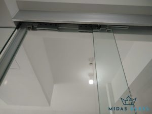 sliding glass door installation midas glass contractor singapore hdb seng kang