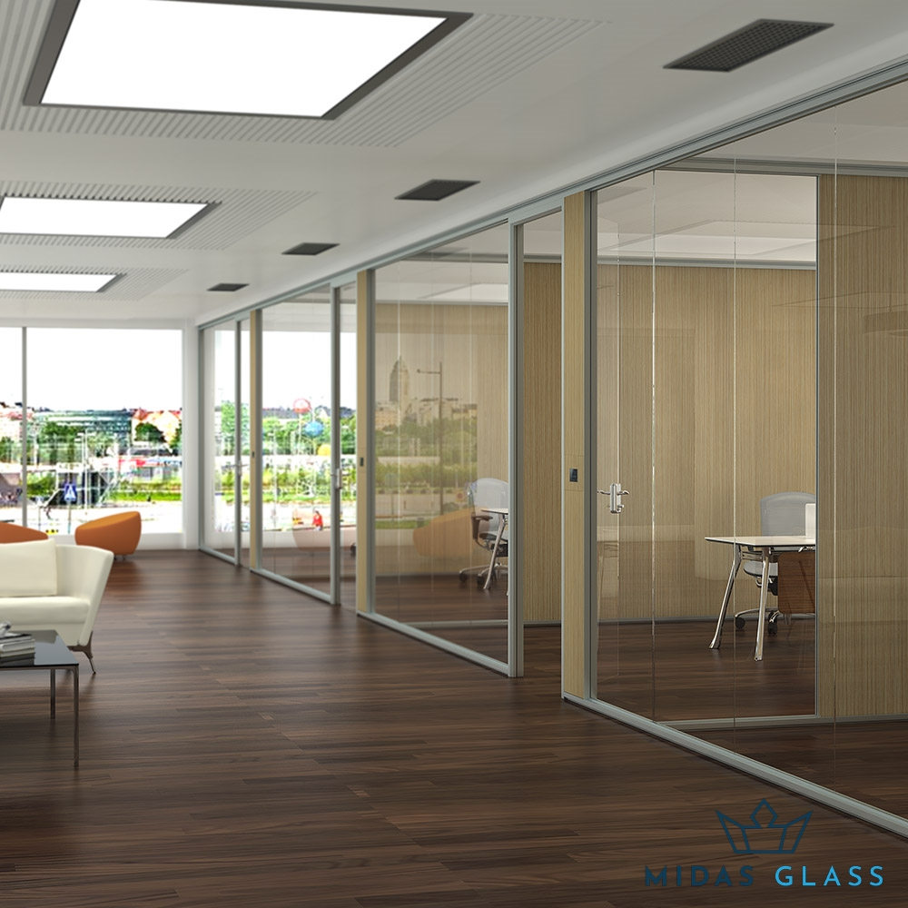 Tempered Glass Panels midas glass contractor singapore