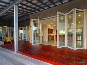 folding glass doors midas glass contractor singapore