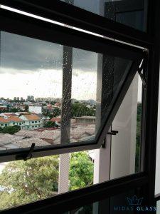 glass window installation midas glass contractor singapore condo tampines 3