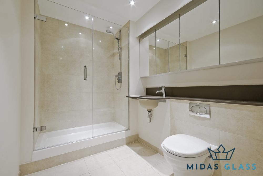 shower screen enclosure midas glass singapore