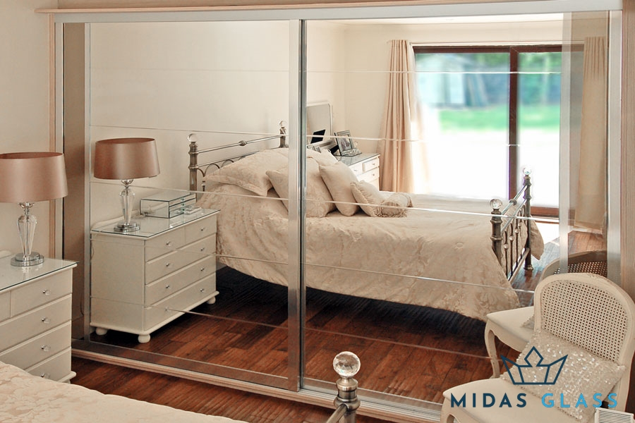 full length wall mirror midas glass contractor singapore