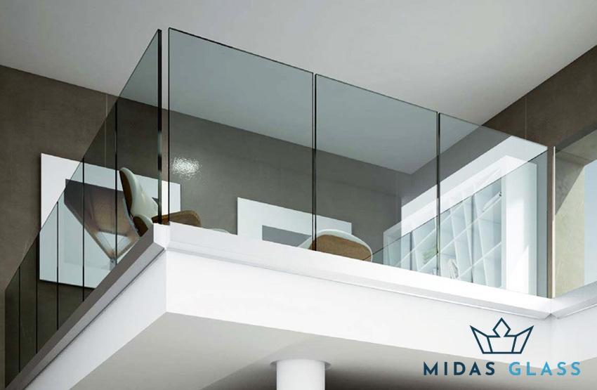 glass railing midas glass contractor singapore