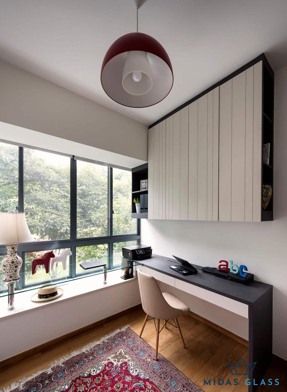 window glass midas glass contractor singapore
